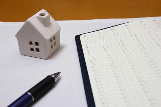 離婚と住宅・住宅ローンのイメージ