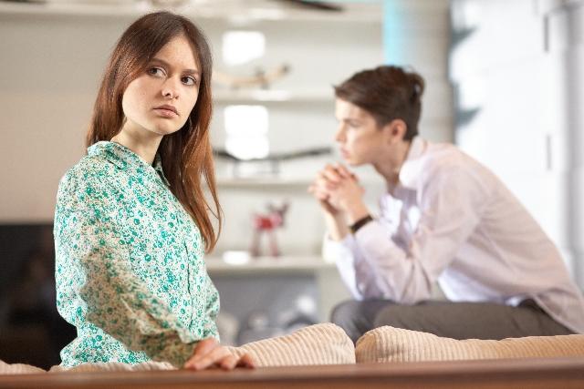 離婚:婚姻を継続し難い事由のイメージ